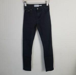 Free People Hi-Rise Skinny Jeans
